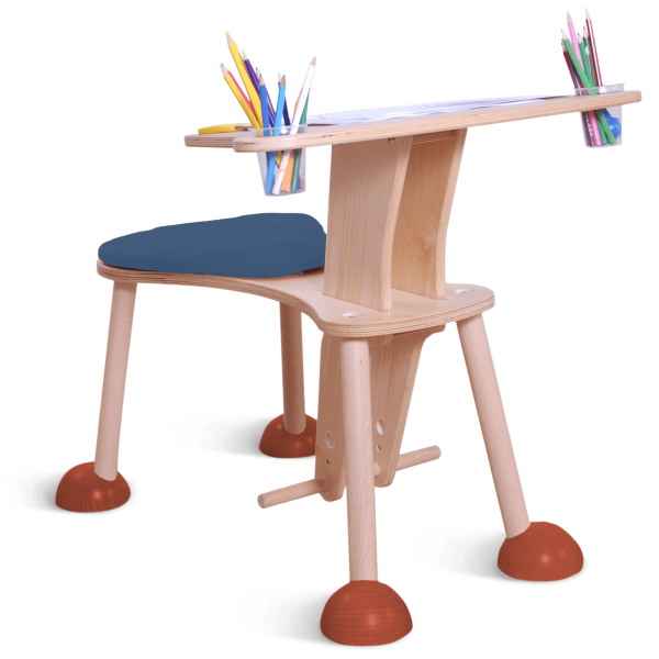 clexo - table and seat combined for kids
